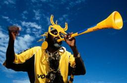 Vuvuzela-Action